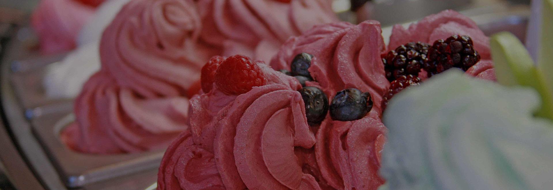 Intestazione passione per gelato Tartari Pietro